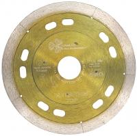 Диск алмазный сплошной ультратонкий Ultra Thin Top 125x10x22.23мм
