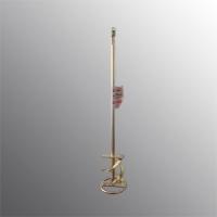 Миксер оцинкованный для краски и смесей SDS-plus 10х600х100