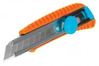 Нож обойный металлический с крутящимся фиксатором (сегмент) (1208)