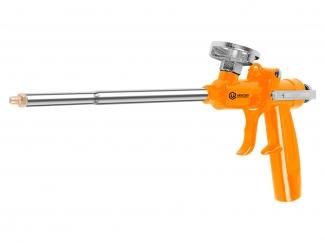 Пистолет для монтажной пены металлический (1250)