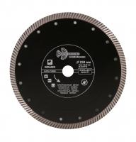 Диск алмазный TURBO Grand hot press 230x22мм