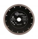 Диск алмазный TURBO ультратонкий Grand hot press 180x22мм