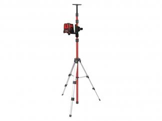 Уровень лазерный (2 вертикали, 1 горизонталь) (873+тренога)